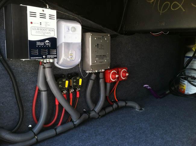 Rv Solar Charge Controller Precision Rv
