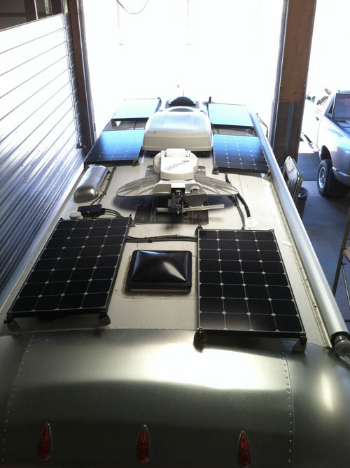 Solar and Satellite Installation - Precision RV Repair