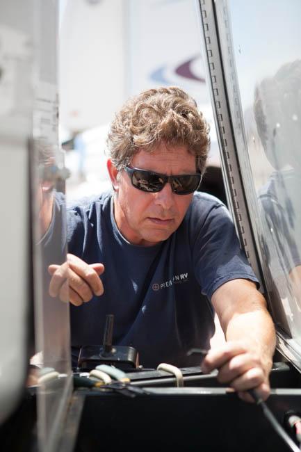 Marvin Braun, Precision RV - RV Solar Installer