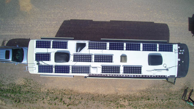 RV Solar Power - Precision RV Testimonials