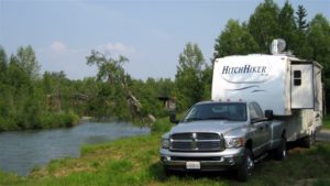 water conservation while boondocking