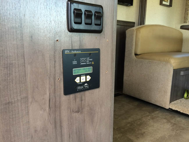 Winnebago RV Solar Power - Precision RV