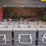 RV Solar Battery System