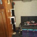 Lithium Ion RV Battery Storage