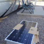 RV Solar Panels Country Coach Motorhome