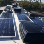 Country Coach RV Solar Power System