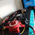 Wiring and controllers for Lithium Ion Batteries, Winnebago Minnie Winnie